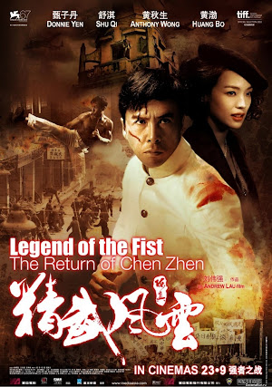 Pemain The Return Of Chen Zhen