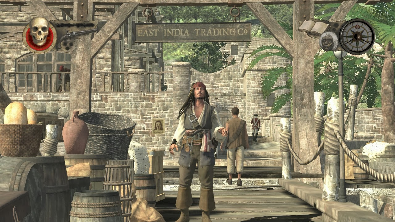 pirates of the caribbean game pc
