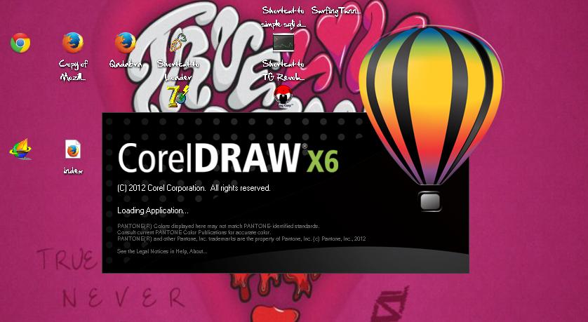 Belajar Corel draw