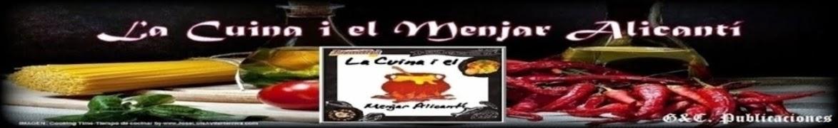 La Cuina i el Menjar Alacantí