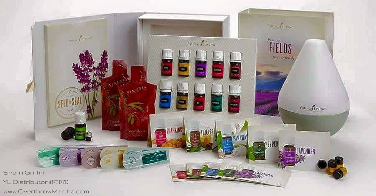 How To Use the Essential Oils From Young Living's Premium ...