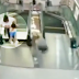 "Freak accident kills a Chinese woman, she was ""gobbled"" by an escalator!"