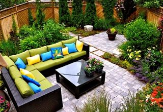 landscape designs can include vegetable gardens patios decks and a barbecue pit for entertaining guests they can also include a childrens play area - Garden Design Children S Play Area