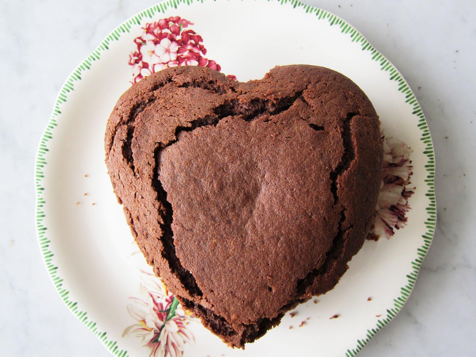 Kitchen comforts: Chocolate Sponge Cake