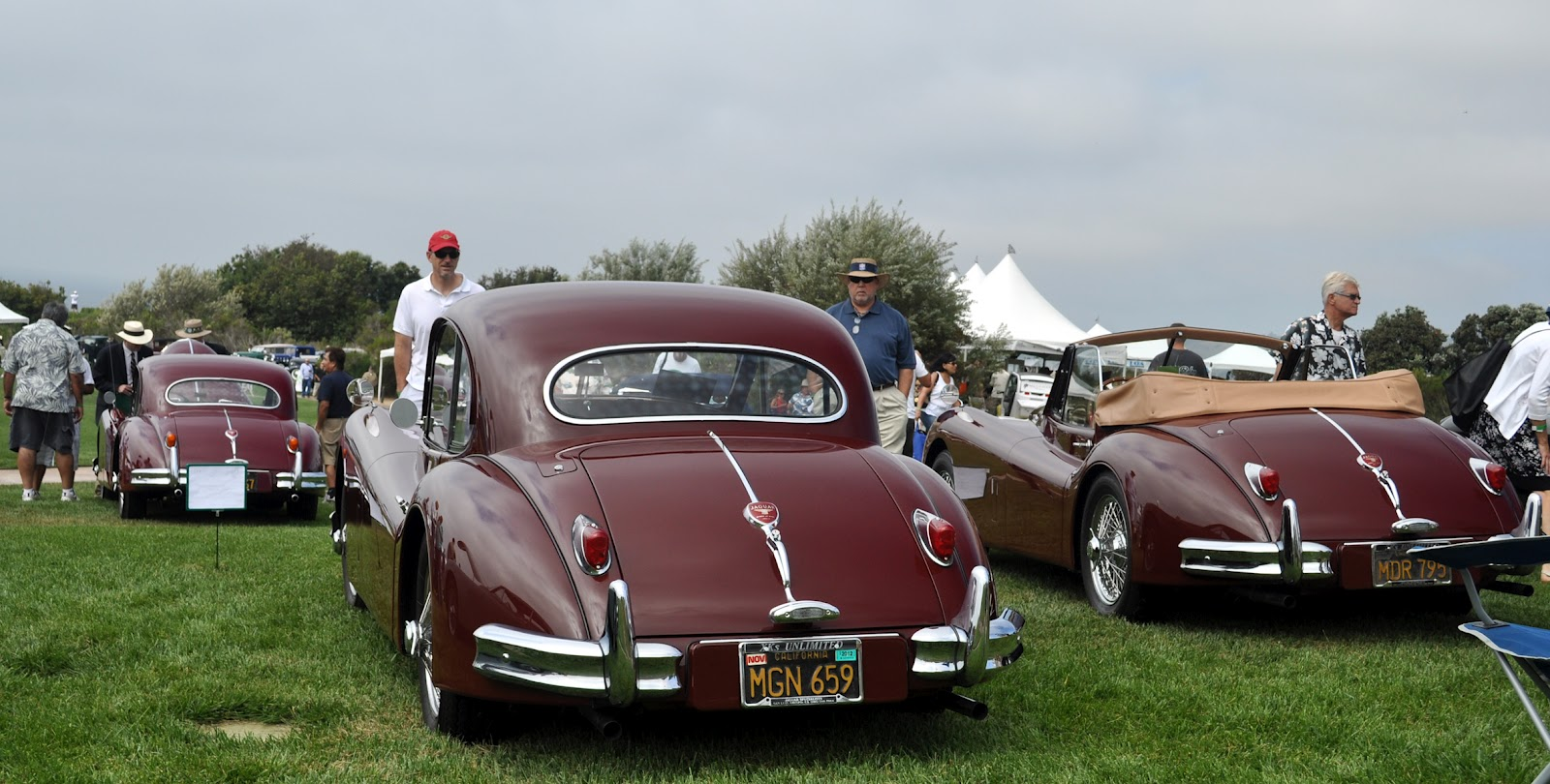 Just A Car Guy Nearly Identical Cars Show Up To The Palos Verdes - Palos verdes car show