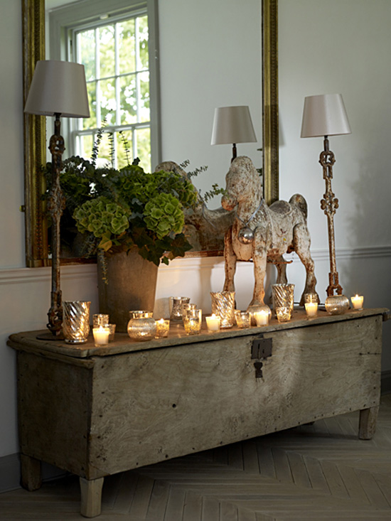 muebles recibidor clasicos ilumina tu recibidor con algo que no sea una lampara en