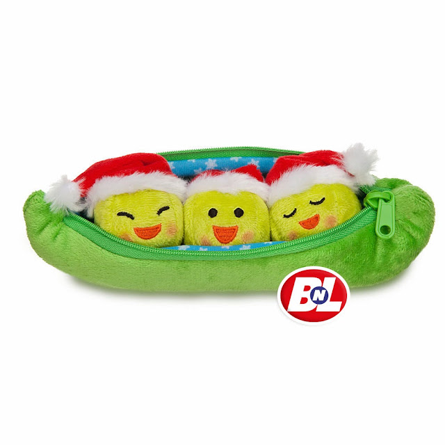 Toy Story 3  Peas in a Pod Mini Bean Bag Plush - Holiday - 8 quot Toy Story 3 Peas In A Pod Names
