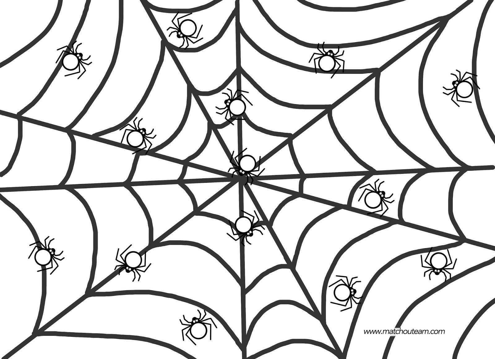 fiches halloween à imprimer