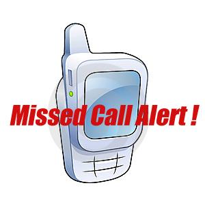 suspicious isd missed calls