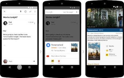 Android Marshmallow Google Now on Tap