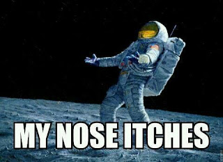 funny astronaut photo image space suit