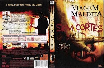 Viagem Maldita DVD Capa
