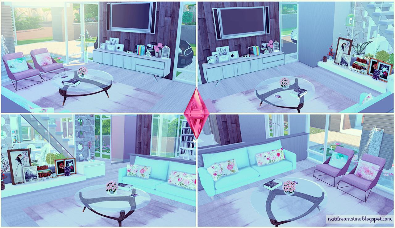 Nat Dream Sims Moderninha The Sims 4 ~ Quarto Personalizado Tumblr