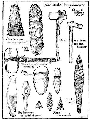 Stone Age Tools and Weapons