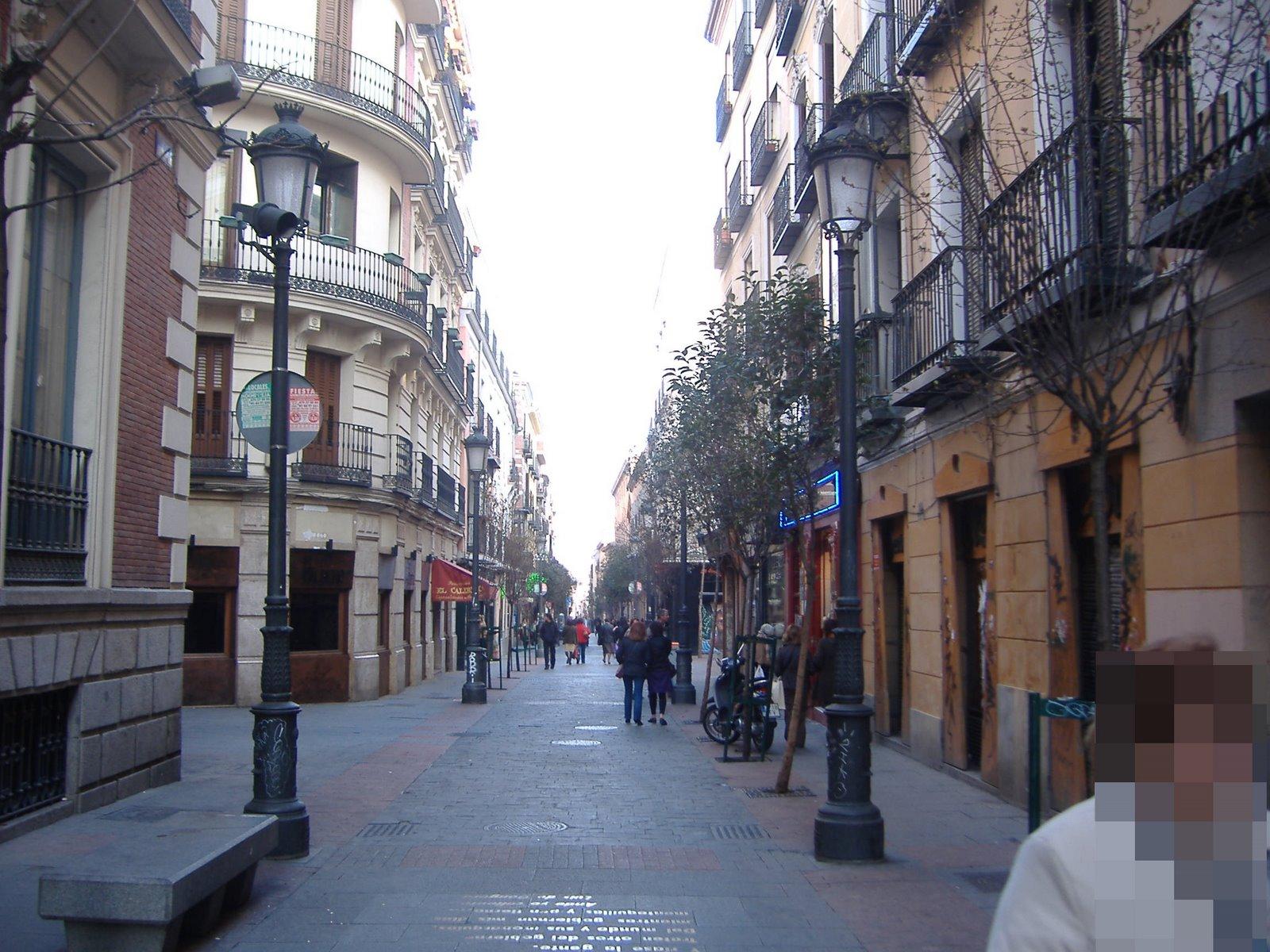 Conocer Madrid: Barrio de las Letras