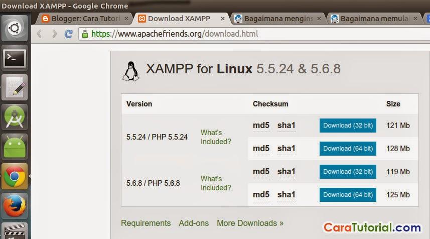 XAMPP Windows (Windows) - Download