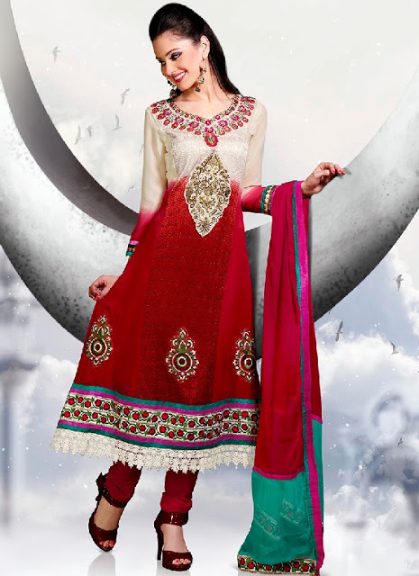 Indian Designer Salwar Kameez Collection 2013-2014