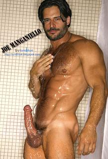 Joe Manganiello Naked