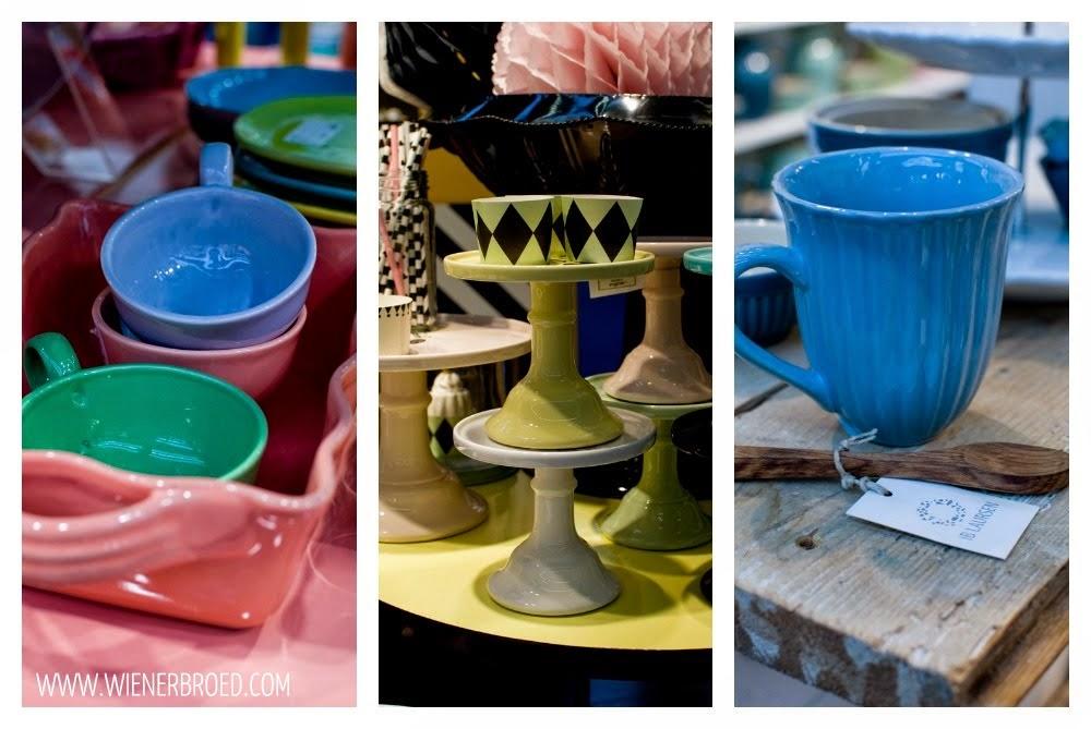 Rice Keramic, Rice Ceramics / Miss Etoile Tortenplatten, Miss Etoile Cakestand / Ib Laursen