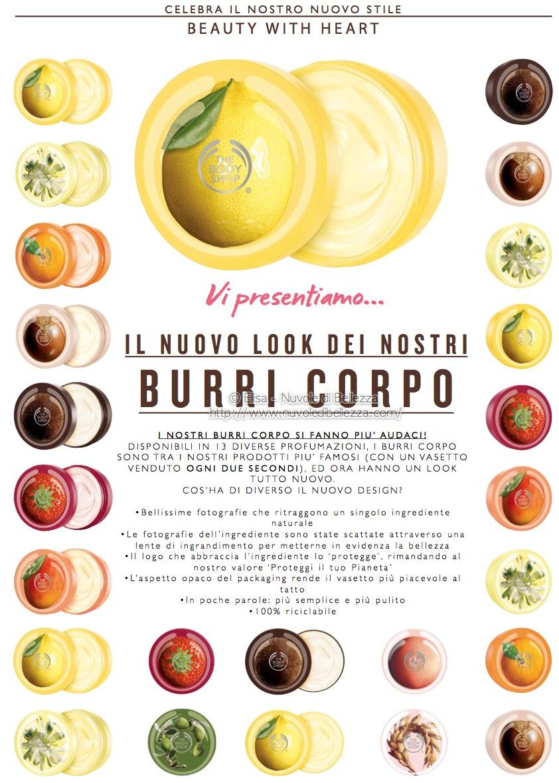 The Body Shop Nuovo%20design%20burri%20corpo%20TBS