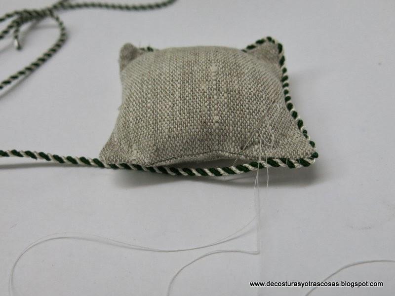 como-coser-cordón-calabrote