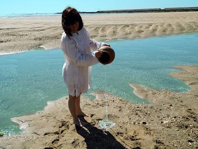 Vaciar el mar