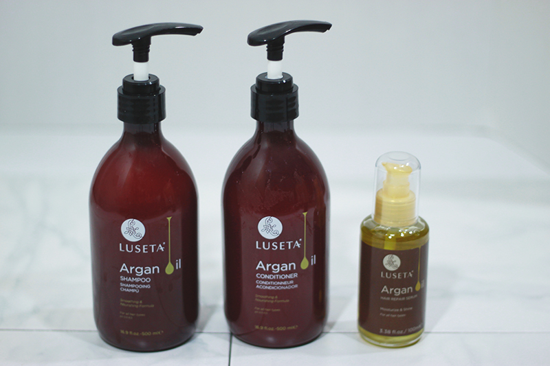 luseta beauty hair argain oil