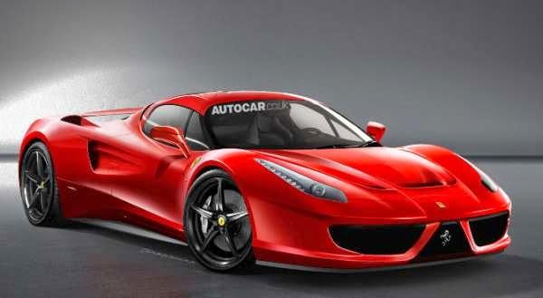Gambar Mobil Ferrari Sport Terbaru Mewah Dan Keren Gambar Foto Terbaru