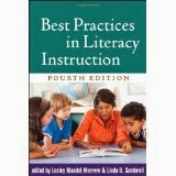 http://www.amazon.com/Practices-Literacy-Instruction-Fourth-Edition/dp/1609181786/ref=sr_1_1?ie=UTF8&qid=1405799680&sr=8-1&keywords=best+practices+in+literacy+instruction