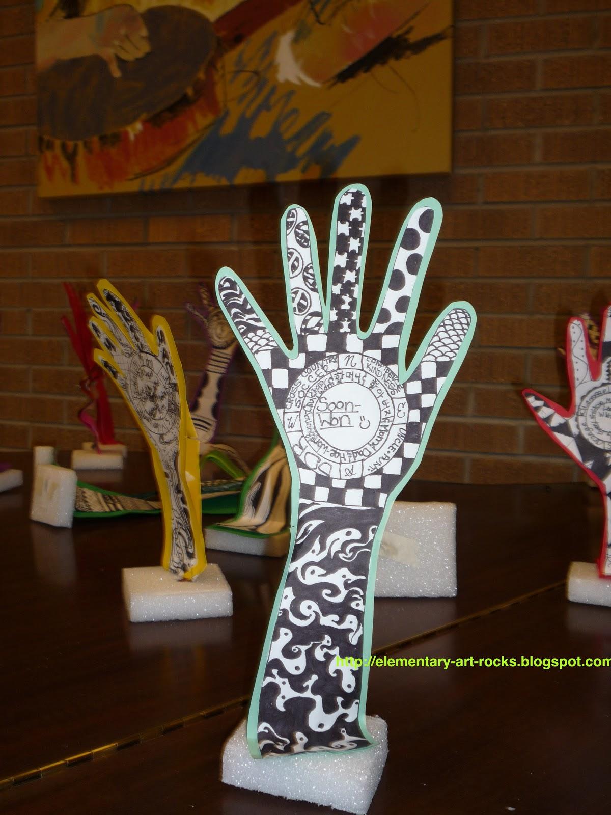 art rocks oldies but goodies grades 6 7 8 projects
