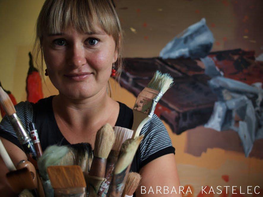 Barbara Kastelec