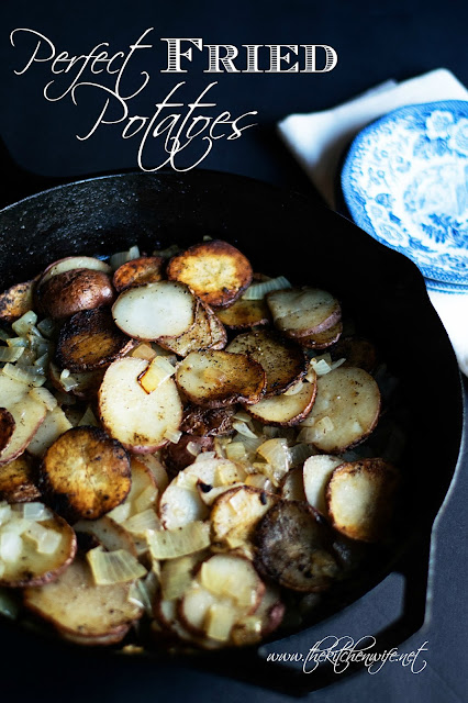 how to make home fried potatoes