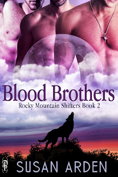 Wolf Shifters pair up with vampire lover.