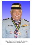 Ketua Pesuruhjaya Pengakap Negara Ke-9 (2008 - 2011)