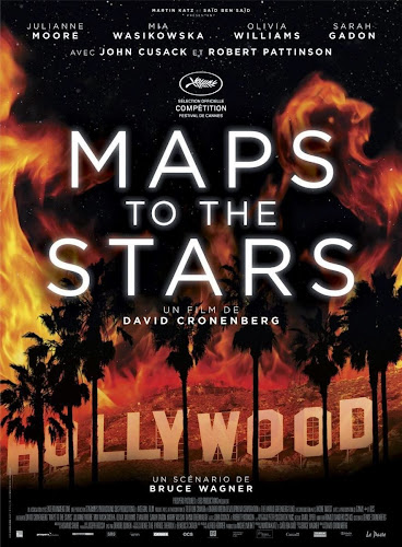 Maps to the Stars (BRRip HD Ingles Subtitulada) (2014)