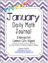 http://www.teacherspayteachers.com/Product/January-Daily-Math-Journal-Common-Core-Aligned-980060