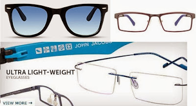 Get Flat Rs.500 Off on Purchase of Eyeglasses / Sunglasses worth Rs.1200 & above at Lenskart (Offer Valid till 11th Oct'13)