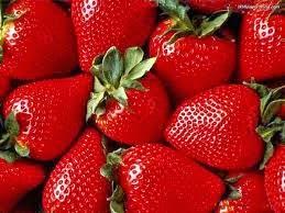 Fresas. Beneficios y Propiedades