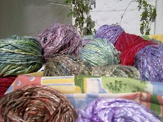 Algodones, sedas y linos para este verano 2013