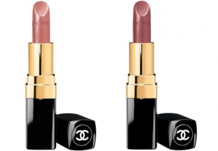 barras de labios Chanel
