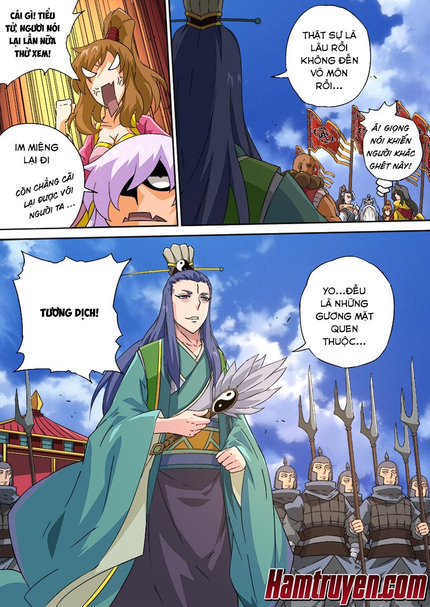 Quyền Bá Thiên Hạ chap 168 - Trang 2