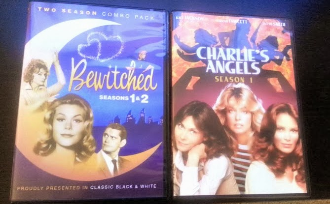 Charlie's Angels and Bewitched boxed sets review