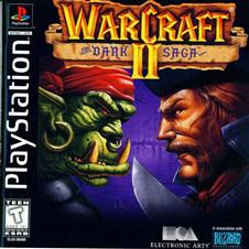Torrent Super Compactado WarCraft II The Dark Saga PS1