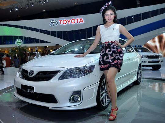 Harga Toyota Corolla Altis 2014 Terbaru untuk Area Cikarang Tambun