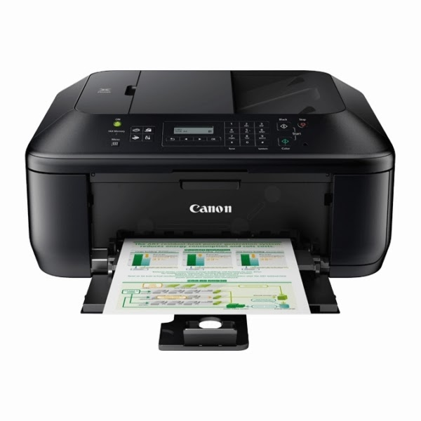 how to make copies on canon mx490