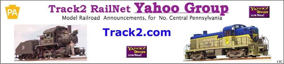 Track2.com Railnet Yahoo Group