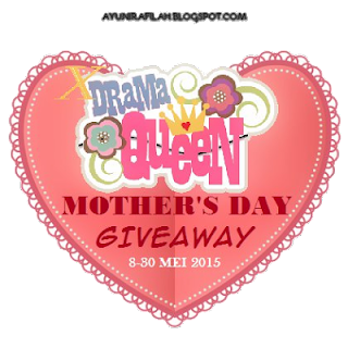 Mother's Day Giveaway By Blog XDramaQueen