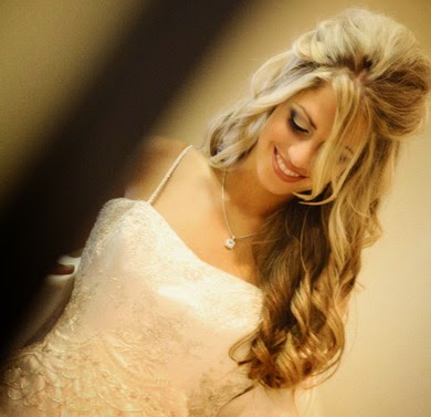bridal hairstyles for long hair down}