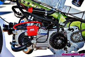 Ciri Khas Motor Drag Yunani