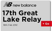 Great Lake Relay - 18th February